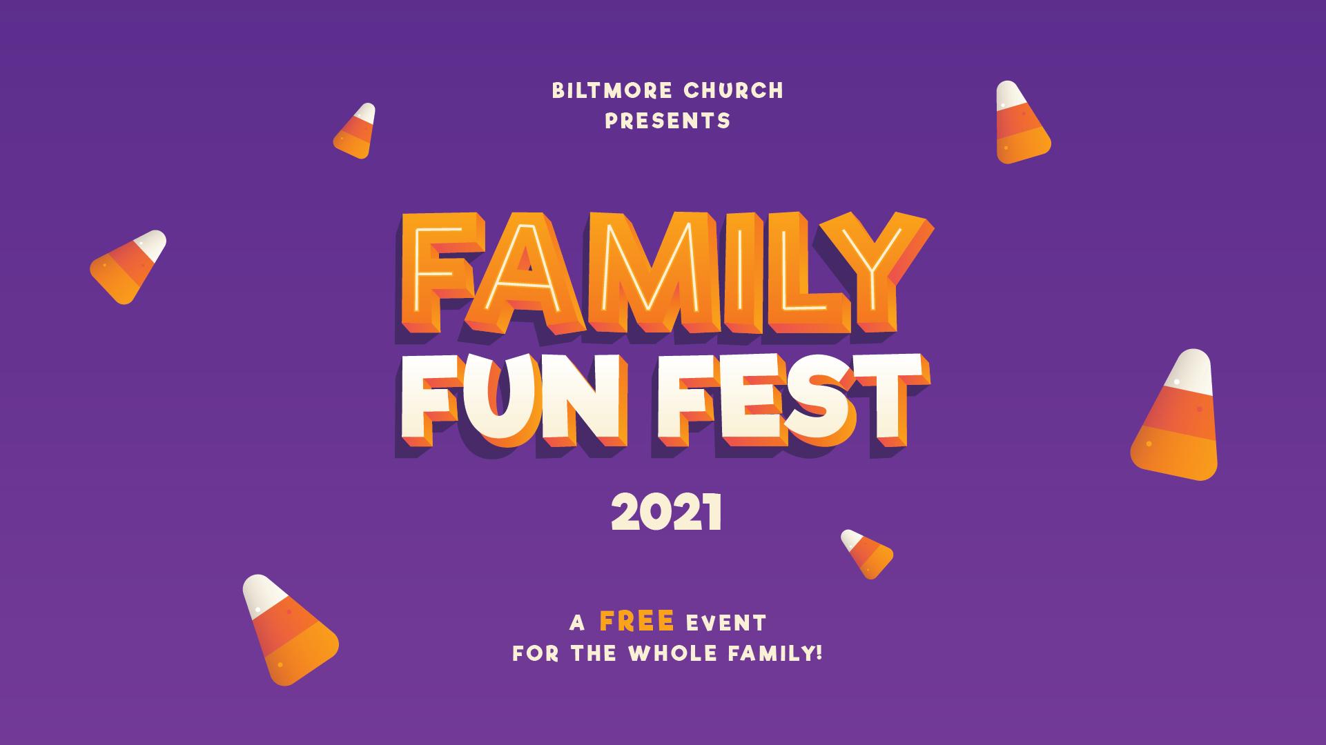 Family Fun Fest Volunteer Registration